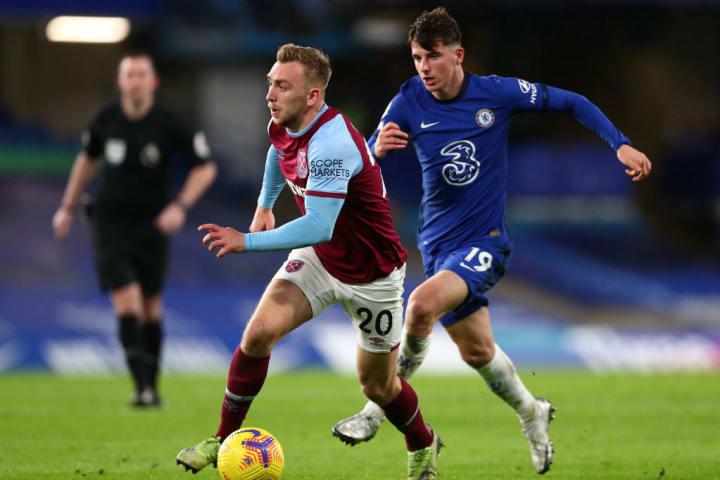 Bowen was West Ham's most potent threat