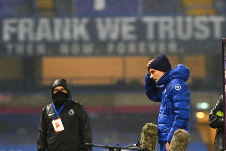 Thomas Tuchel, Frank Lampard