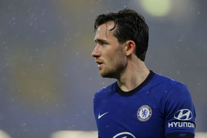 Would you believe Chilwell was ranked third back in December?