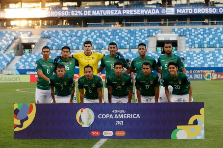 Chile v Bolivia: Group A - Copa America Brazil 2021