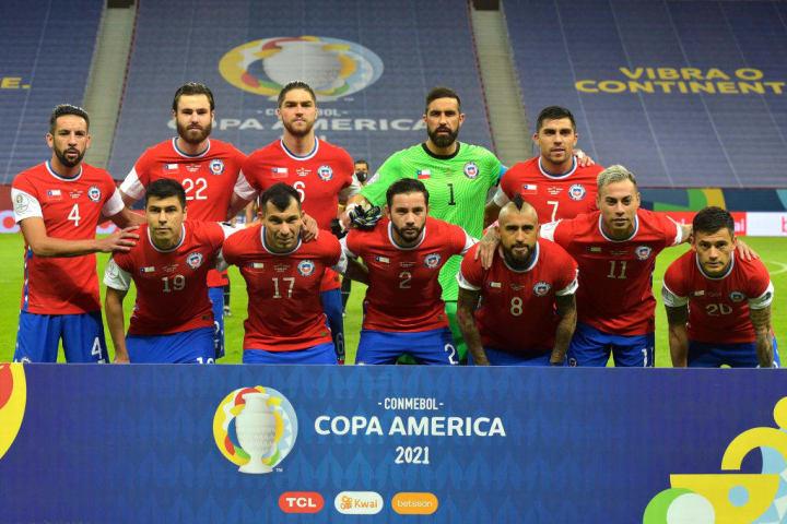 Chile v Paraguay: Group A - Copa America Brazil 2021