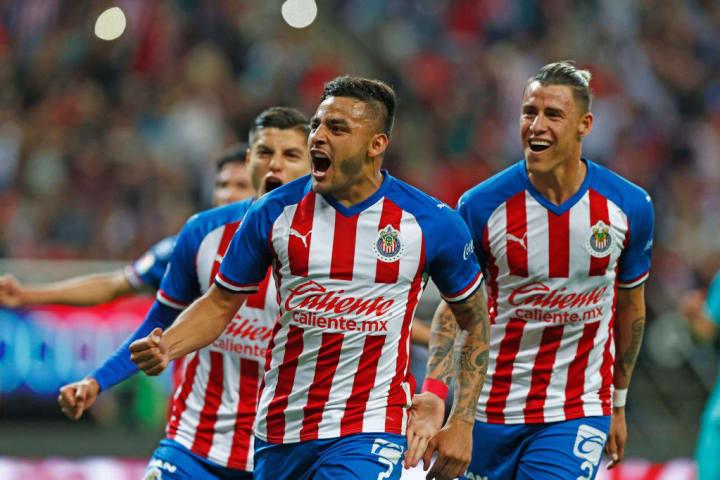 Las Chivas de Guadalajara, otro de los equipos que nunca han descendido en la Liga MX.