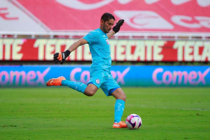Jesús Corona - Soccer Goalkeeper