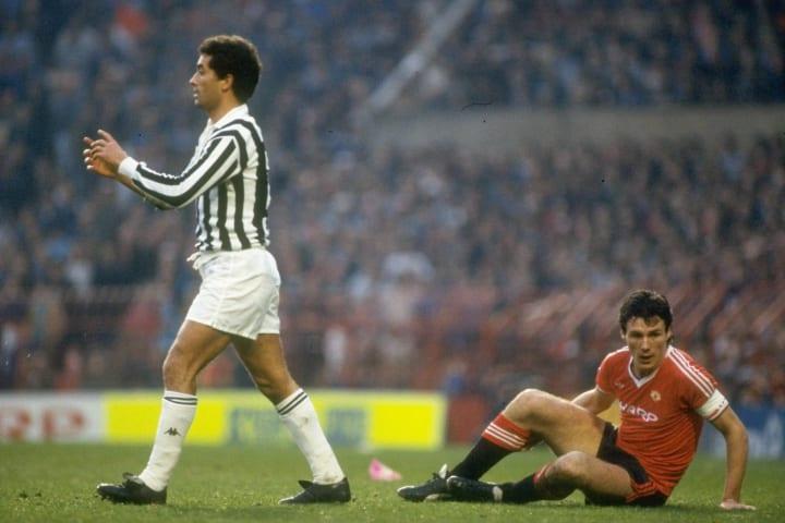 Claudio Gentile of Juventus