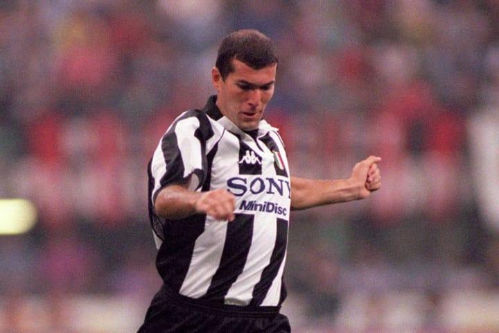Zidane prefirió la Juventus antes que el Manchester