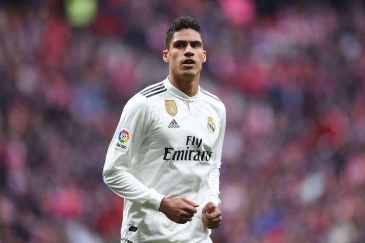 Raphael Varane Transferência História Mercado Real Madrid Manchester United