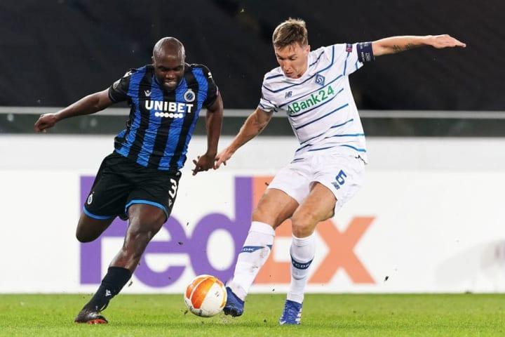 Club Brugge KV vs Dinamo Kiev  - UEFA Europa League Round Of 32 Leg Two