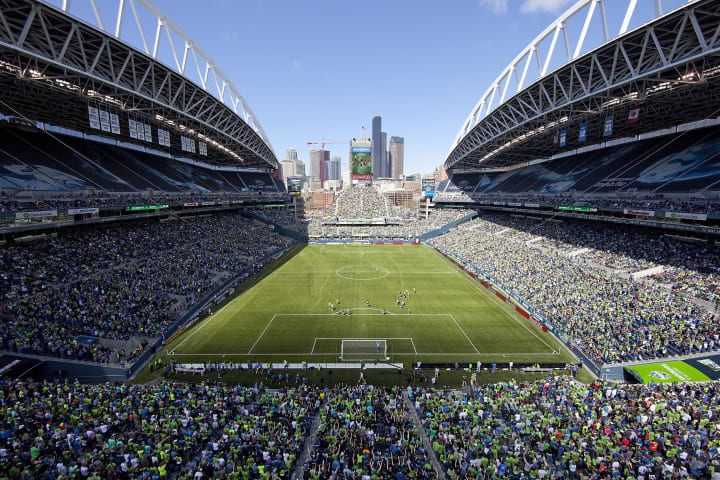 Colorado Rapids v Seattle Sounders