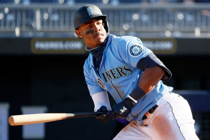 Outfielder Julio Rodríguez is one of the most prized jewels of the minor league affiliates of the Seattle Mariners