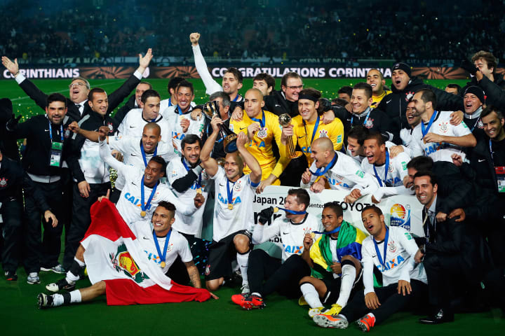 Corinthians v Chelsea - FIFA Club World Cup Final