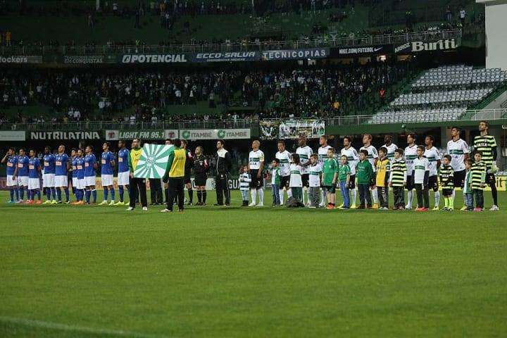Coritiba v Cruzeiro - Brasileirao Series A 2014