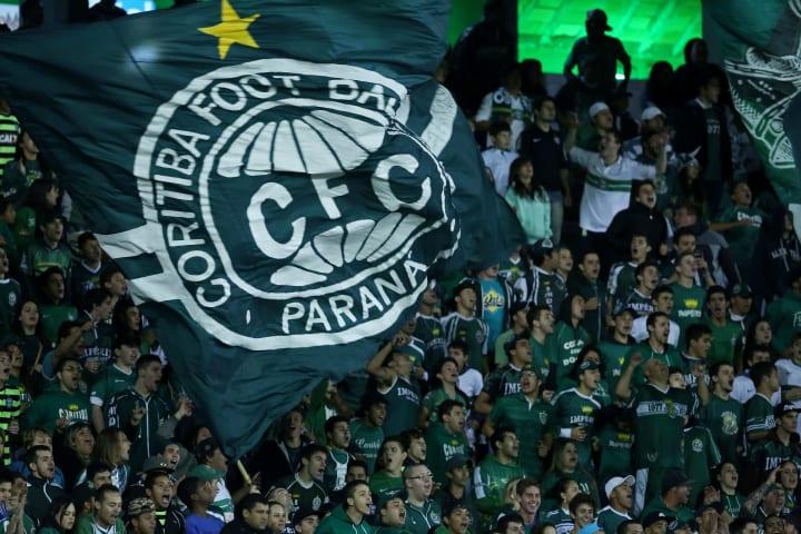 Coritiba v Santos - Brasileirao Series A 2014