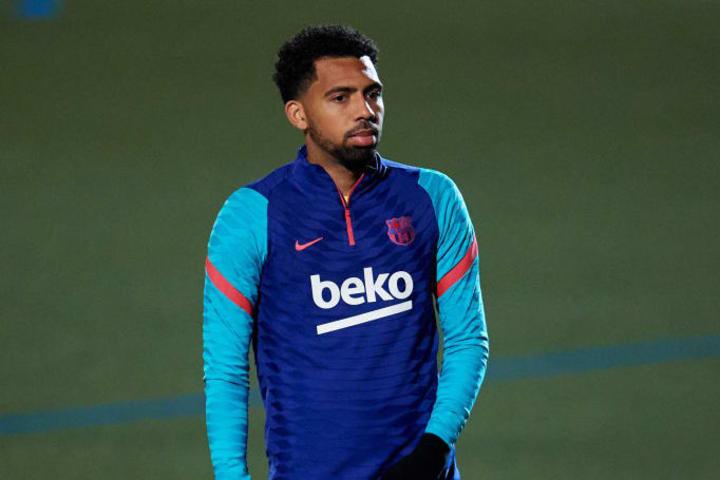 Matheus Fernandes Barcelona Palmeiras