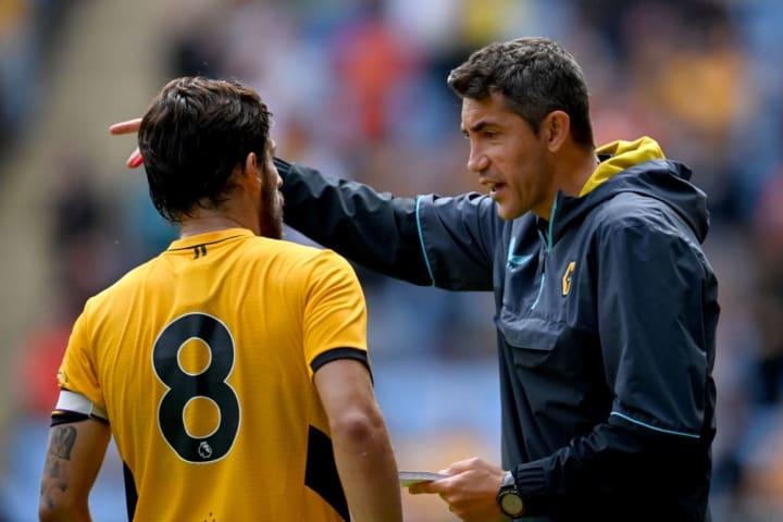 Ruben Neves, Bruno Lage
