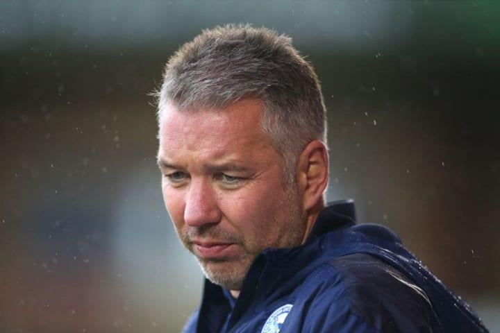 Darren Ferguson's side suffered a heavy defeat on Saturday