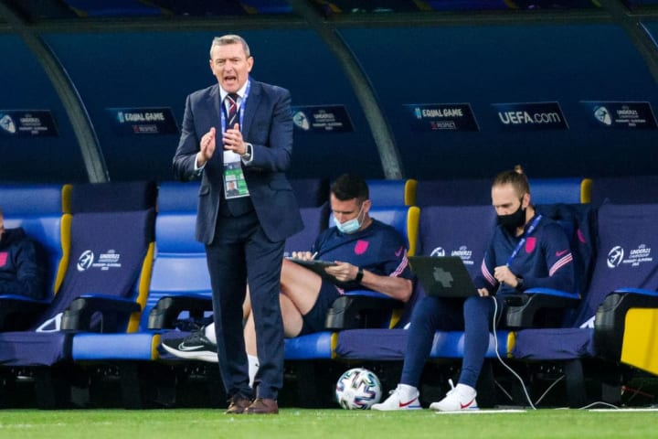 Croatia v England - 2021 UEFA European Under-21 Championship