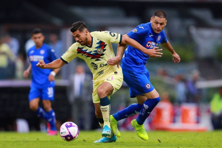 Henry Martín - Soccer Forward, Pablo César Aguilar - Soccer Player