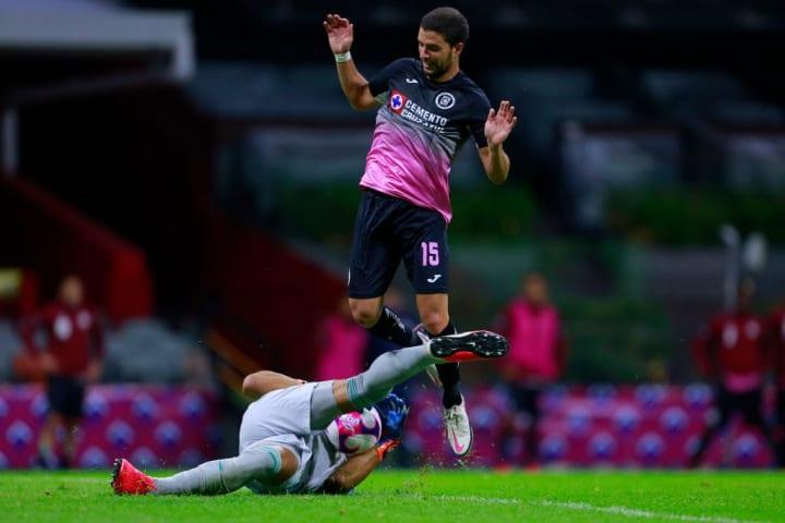 Nahuel Guzman, Jose Rivero