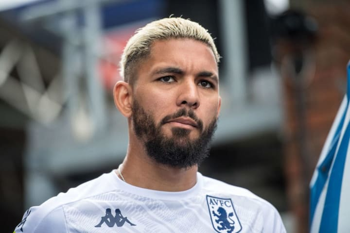 Douglas Luiz could be on his way back to Manchester City