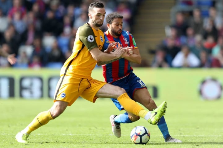 Shane Duffy, Andros Townsend
