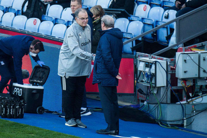 Marcelo Bielsa, Roy Hodgson