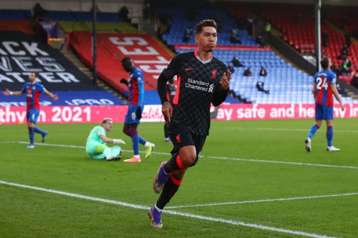Firmino was outstanding