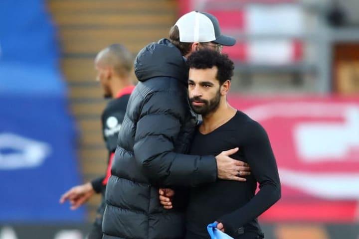 Mohamed Salah, Jurgen Klopp
