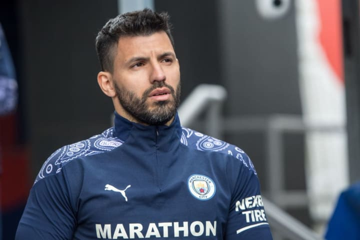 Aguero isn't signing a new Man City contract and will on a free transfer