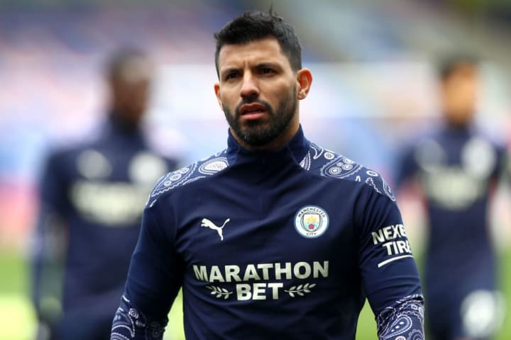 Aguero will leave Man City when his contract expires in June