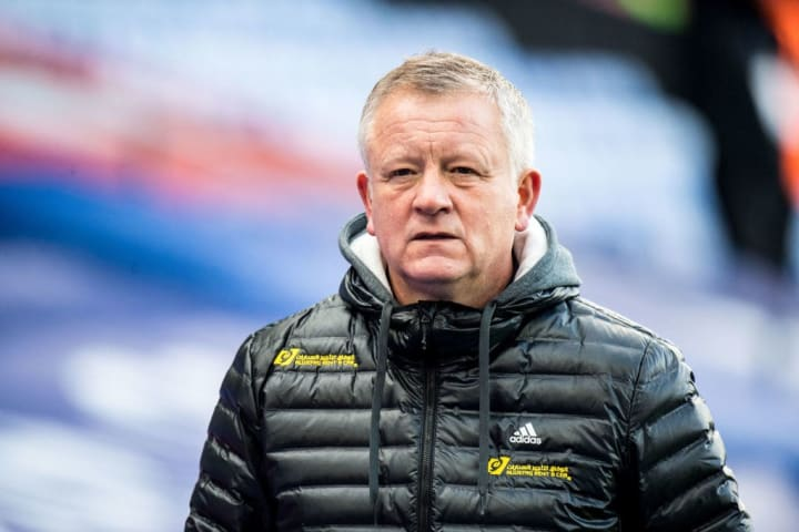 Chris Wilder has excelled as Sheffield United boss