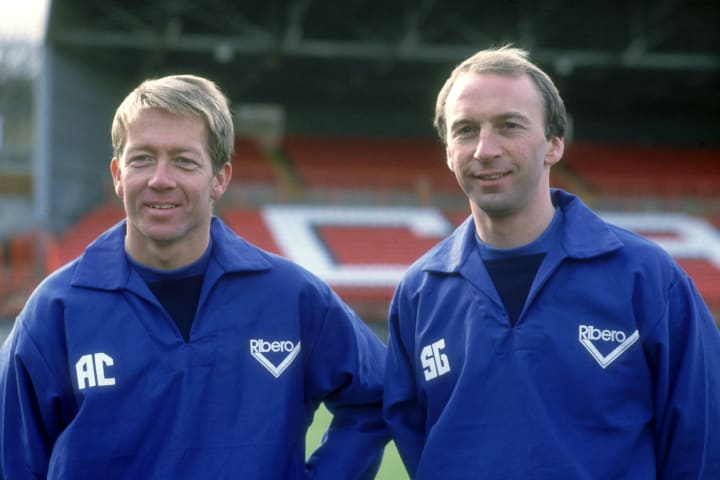 Steve Gritt, Alan Curbishley