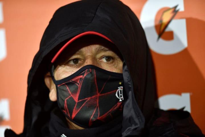 Flamengo Libertadores Renato Gaúcho