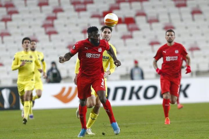 Sivasspor-Villarreal