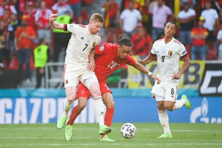 Denmark-v-belgium---uefa-euro-2020-group-b