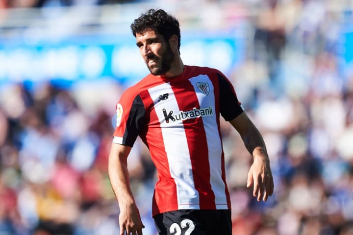 Raul Garcia has been in vintage form for Athletic this season