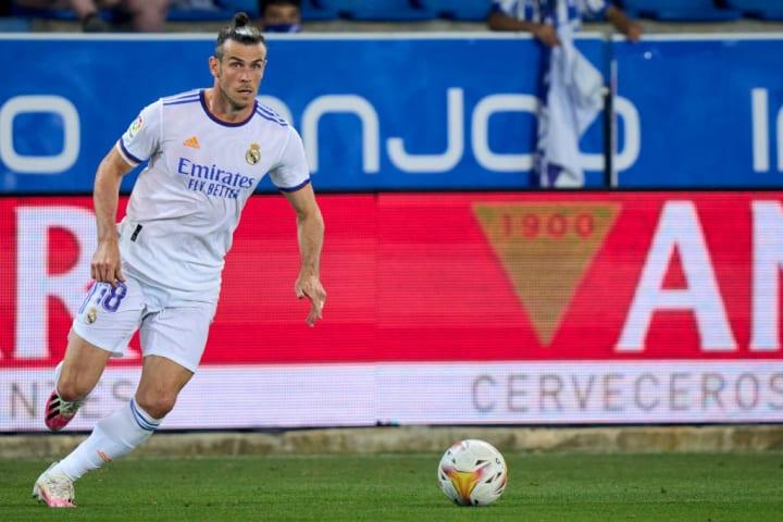 Gareth Bale Contrato Temporada Real Madrid