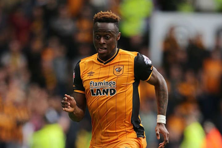 Odubajo was a big part of Hull's promotion campaign in 2015/16
