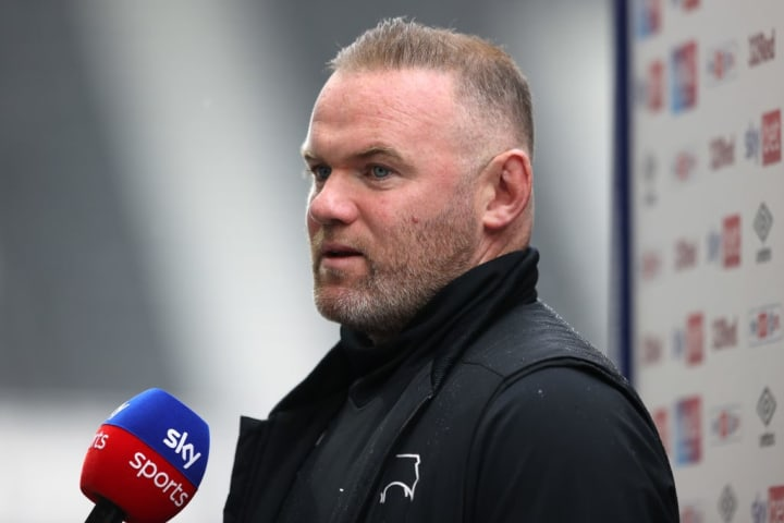 Wayne Rooney has admitted he'll struggle to field a team