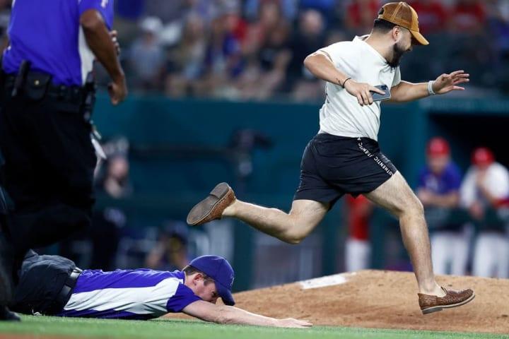 Detroit Tigers v Texas Rangers