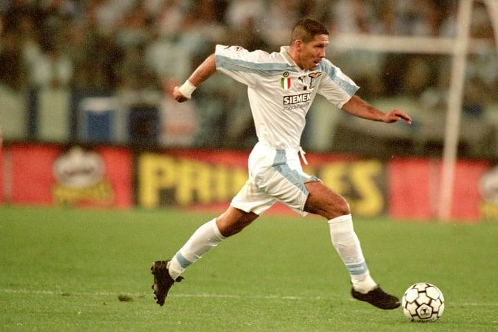 Diego Simeone Lazio Troca Inter de Milão