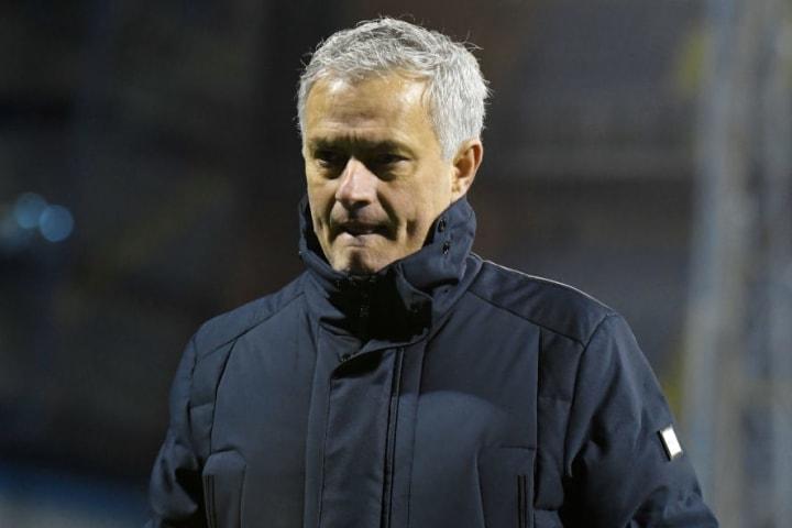 Jose Mourinho, Tottenham head coach