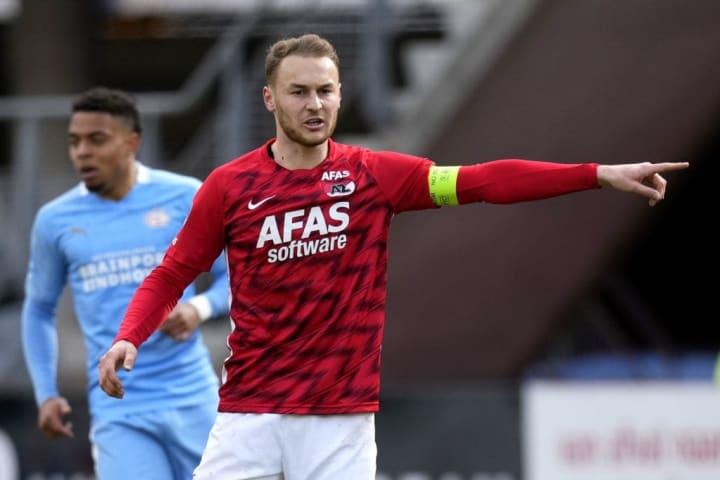 "Dutch Eredivisie""AZ Alkmaar v PSV Eindhoven"""