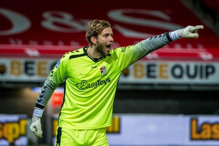 """Dutch Eredivisie""""Sparta Rotterdam - FC Emmen"""""""