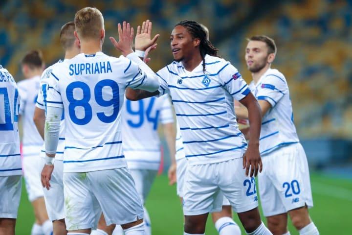 Dynamo Kyiv have no fresh injury concerns