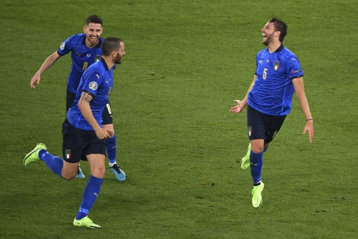 EURO 2020: Italy vs Switzerland