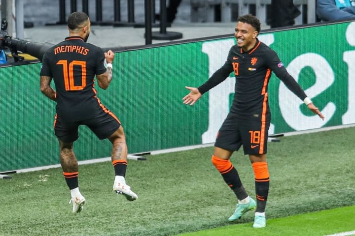 "EURO 2020 group C""North Macedonia v The Netherlands"""