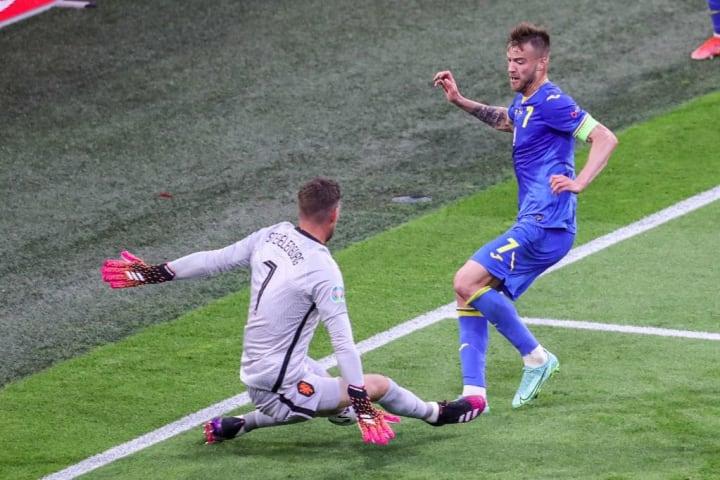 """EURO 2020 group C""""The Netherlands v Ukraine"""""""