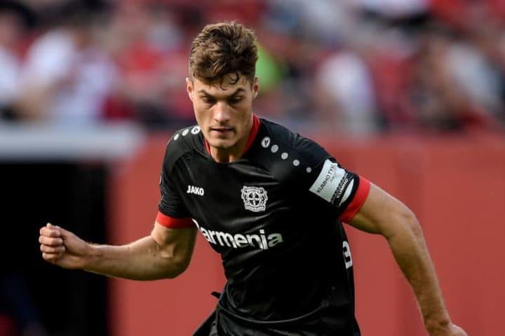 Mit Schick hat Leverkusen seinen Wunschstürmer bekommen#