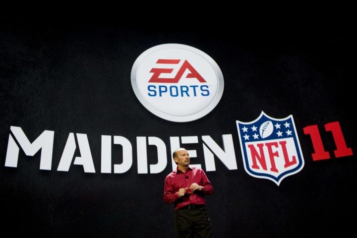Peter Moore EA Sports