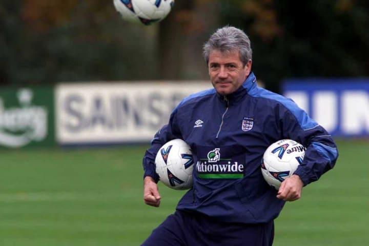 England Training X